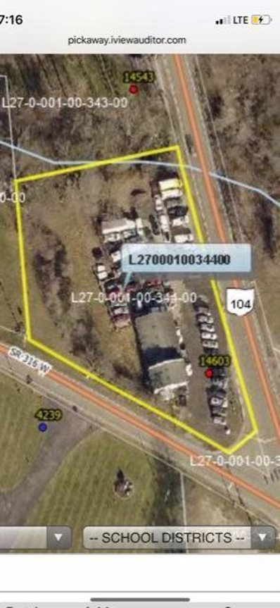 14603 State Route 104, Ashville, OH 43103 - #: 221002336