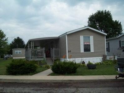3200 Smeltzer Road Unit 20, Marion, OH 43302 - #: 221011907