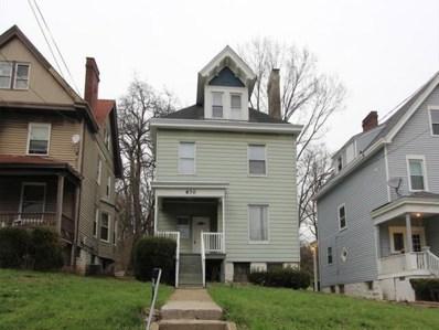 870 Rockdale Avenue, Cincinnati, OH 45229 - #: 1489815