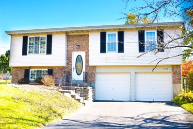1483 Nathanial Drive, Forest Park, OH 45240 - #: 1601516