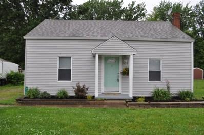 814 Wright Street, Newtonsville, OH 45158 - #: 1624316