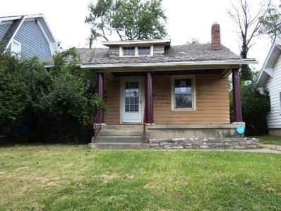 917 W Hillcrest Avenue, Dayton, OH 45406 - #: 777120