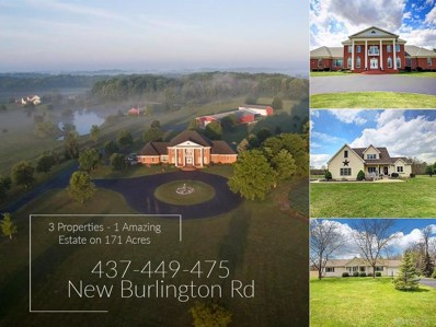 475 New Burlington Road, Wilmington, OH 45177 - #: 780391