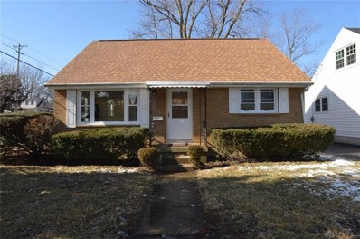 2825 Wehrly Avenue, Kettering, OH 45419 - #: 781282