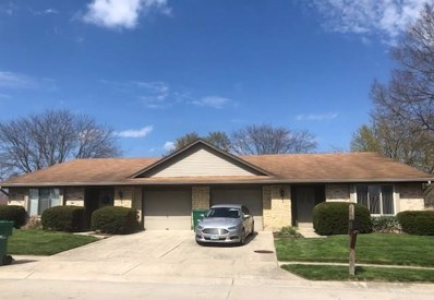 4712 Foxdale Drive, Kettering, OH 45429 - #: 814324