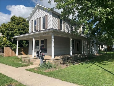 216 N Main Street, West Manchester, OH 45382 - #: 849314
