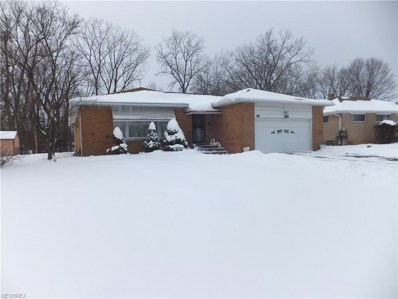 4484 Hillcroft Drive, Warrensville Heights, OH 44128 - #: 3972421