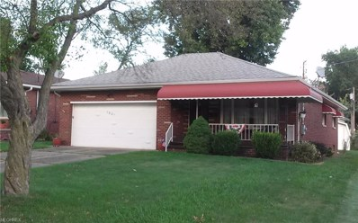1821 Sunset Avenue, Akron, OH 44301 - #: 4035682