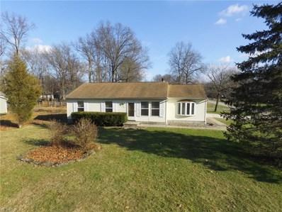 18087 Hillcrest Drive, Lake Milton, OH 44429 - #: 4059936
