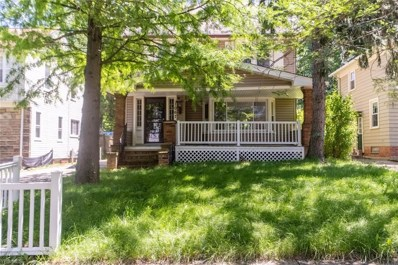 1067 Rushleigh Road, Cleveland Heights, OH 44121 - #: 4111160