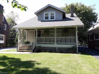 2502 Princeton Road, Cleveland Heights, OH 44118 - #: 4135250