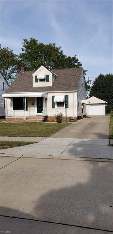 861 E 210th Street, Euclid, OH 44119 - #: 4137153
