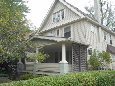 1623 Rydalmount Road, Cleveland Heights, OH 44118 - #: 4137612