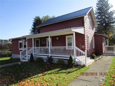 1637 Dodgeville Road, New Lyme, OH 44085 - #: 4145962