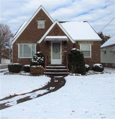 4418 Bader Avenue, Cleveland, OH 44109 - #: 4151136