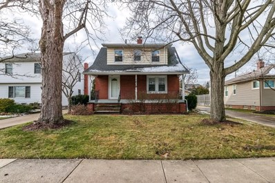 1608 Roselawn Road, Mayfield Heights, OH 44124 - #: 4158349