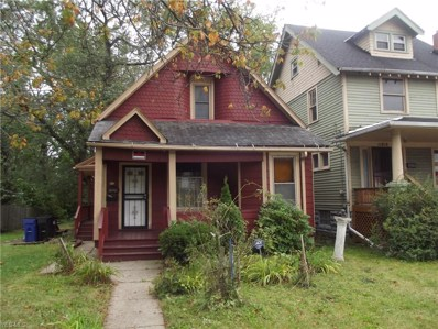 11624 Miles Avenue, Cleveland, OH 44105 - #: 4159367