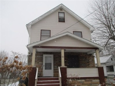 71 N Loveless Avenue, Youngstown, OH 44506 - #: 4253645