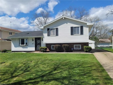 4910 Annette Place, Warrensville Heights, OH 44128 - #: 4281044