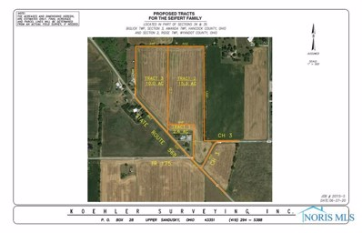 22018 State Route 568 Highway, Vanlue, OH 45890 - #: 6056521