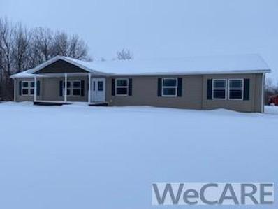 409 W. Wapakoneta St., Waynesfield, OH 45896 - #: 203897
