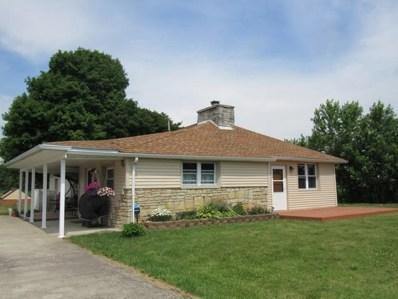 4470 S Davis Road, West Milton, OH 45383 - #: 1003897