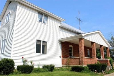 119 N Jefferson Street, Burkettsville, OH 45310 - #: 421490