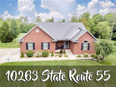 10263 State Route 55, Ludlow Falls, OH 45339 - #: 429741