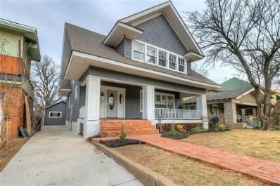 615 NW 18th Street, Oklahoma City, OK 73103 - #: 803568