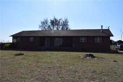 827 N 7th Street, Fort Cobb, OK 73038 - #: 813303
