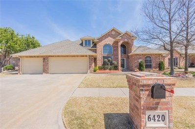 6420 Green Meadow Lane, Oklahoma City, OK 73132 - #: 814872