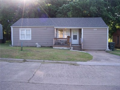 109 Park Row, Pauls Valley, OK 73075 - #: 817388