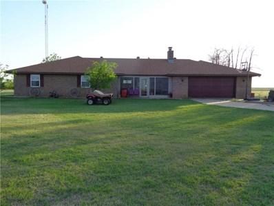 19298 E County Road 169, Duke, OK 73532 - #: 819235