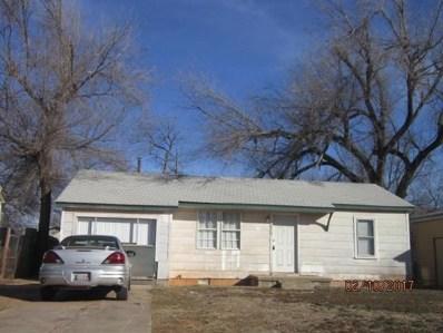 3713 SW 41st Street, Oklahoma City, OK 73119 - #: 820120