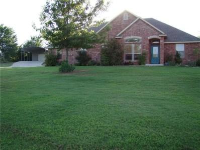 2428 County Road 1328, Blanchard, OK 73010 - #: 821917