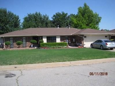 7312 Crown Point Road, Oklahoma City, OK 73132 - #: 823623