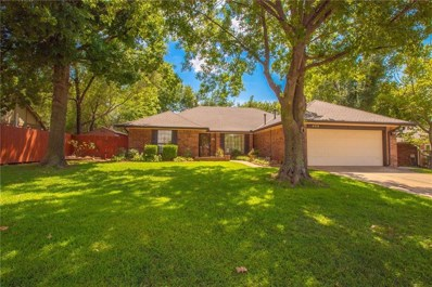 400 Partridge Lane, Edmond, OK 73034 - #: 825894