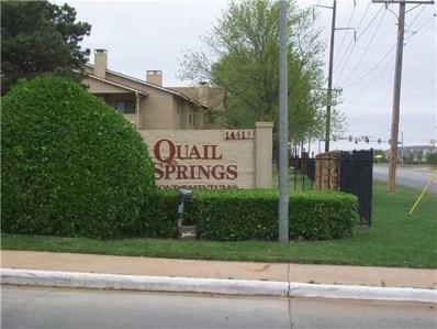14323 N Pennsylvania UNIT B, Oklahoma City, OK 73134 - #: 826696