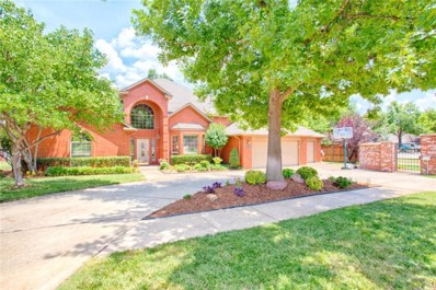 11900 Rosemeade Court, Oklahoma City, OK 73162 - #: 826964