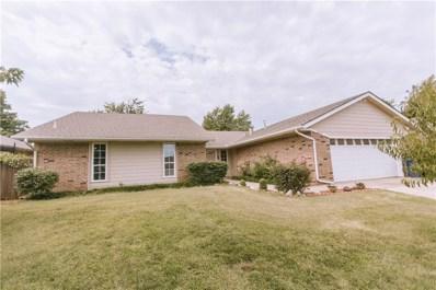 6716 Greenway, Oklahoma City, OK 73132 - #: 832914