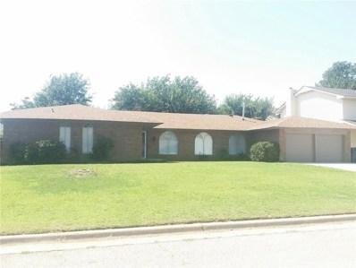7321 Crown Point Road, Oklahoma City, OK 73132 - #: 833314