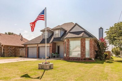 10500 Willow Ridge Drive, Midwest City, OK 73130 - #: 833329