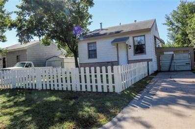 3512 SW 37th Street, Oklahoma City, OK 73119 - #: 833452