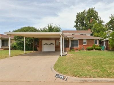 2705 SW 51st Street, Oklahoma City, OK 73119 - #: 834753