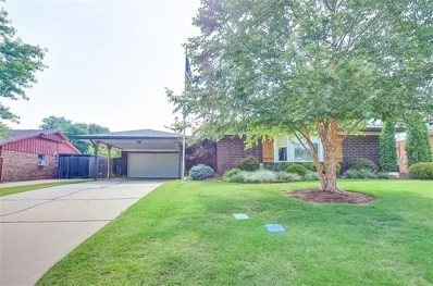 3510 Woodvale Drive, Midwest City, OK 73110 - #: 834765