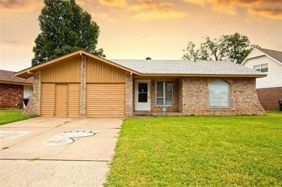 4600 Creekwood Drive, Oklahoma City, OK 73135 - #: 835245