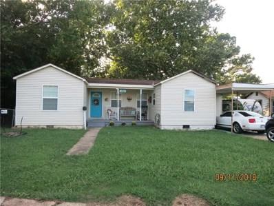 1301 Roosevelt, Seminole, OK 74868 - #: 835951