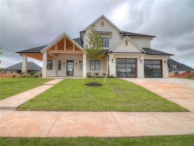 13117 MacKinac Island Drive, Oklahoma City, OK 73142 - #: 836337