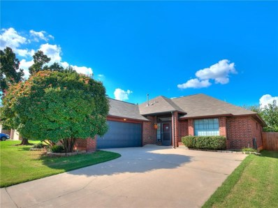 6709 NW 131 Street, Oklahoma City, OK 73142 - #: 836416