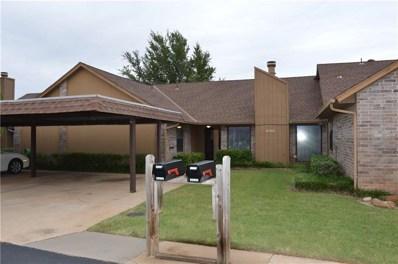 6416 Lyrewood Terrace, Oklahoma City, OK 73132 - #: 839849